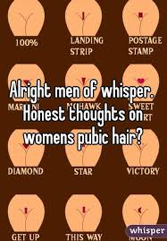 trimmed public hair pictures men of whisper honest thoughts on womens pubic hair