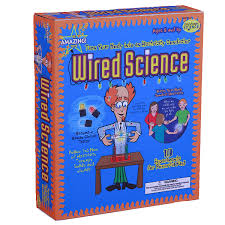 amazon com be amazing toys wired science experiment kits toys