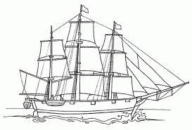 dessin de dessin d un 3 mats comment dessiner un bateau facile