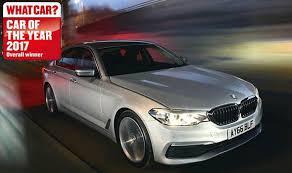whatcar car of the year winner bmw 5 series diesel takes the