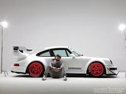 80s porsche wallpaper 1991 porsche 911 turbo hooned 911 eurotuner magazine