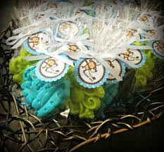 monkey centerpieces for baby shower 10 monkey soaps favors mod monkey birthday favor baby