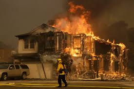 Wildfire Deaths Per Year by California Wildfires Threaten Significant Losses For P C Insurers