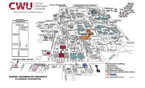Western Washington University Campus Map by Central Washington University Wikiwand