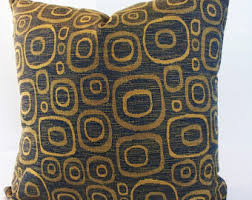Blue And Gold Home Decor Blue And Gold Decor Etsy