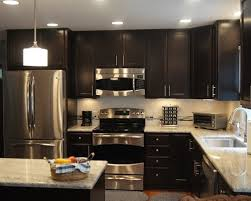 dark chocolate kitchen cabinets chocolate kitchen cabinets enchanting design comfortable dark