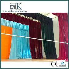 Turquoise Velvet Curtains Stage Purple Velvet Curtains Decoration Buy Purple Velvet