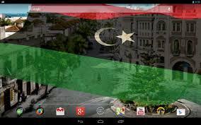 Libyas Flag 3d Libya Flag Android Apps On Google Play