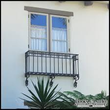 juliet balcony faux balcony balconet hooks u0026 lattice