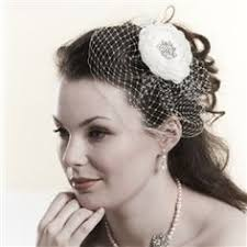 1950s hair accessories lace bridal hat bridal hair accessory teardrop fascinator