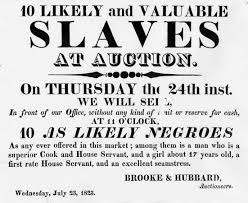 does the bible condone slavery beginning and end