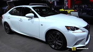 lexus f sport road bike 2016 lexus is300 f sport awd exterior and interior walkaround