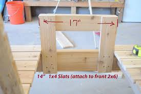 Hobby Bench Plans Free Patio Chair Plans How To Build A Double Chair Bench With Table