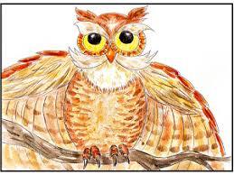 texture art lesson plan owl moon