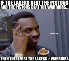 Lakers Meme - nba memes lakers fans be like facebook