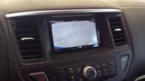 nissan pathfinder youtube 2015 2014 nissan pathfinder custom double din dash by underground
