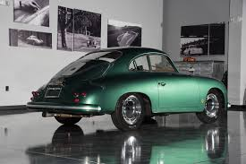 porsche 356 outlaw 1956 porsche 356 coupe rare original color road scholars