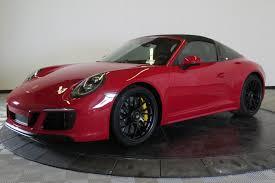 porsche 911 certified pre owned certified pre owned 2017 porsche 911 targa 4 gts 2dr car in