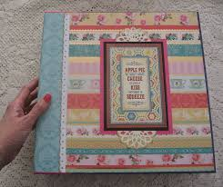 Large Scrapbook Album 72 Best Scrapbook Mini Albums By Scrappinrabbit Images On
