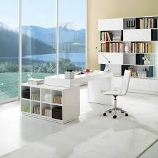 modern office ideas emejing modern white office desks pictures liltigertoo com