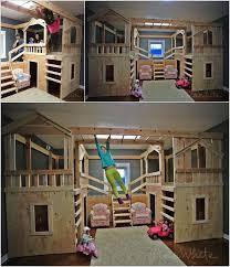 Fort Bunk Bed Best 25 Bunk Bed Fort Ideas On Pinterest Fort Bed Loft Fort Bunk