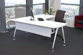 modern white office desk modern desk accessories shippies co