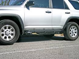 5th gen toyota 4runner rock sliders 2010 2017