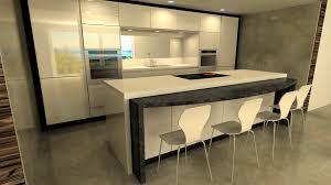 plan de cuisine avec ilot central cuisine moderne avec ilot fabuleux plan cuisine ilot central plan de
