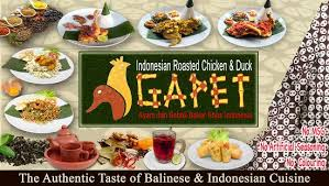 cuisine gap gapet balinese and cuisine picture of gapet