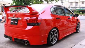 kereta bmw biru honda city modified cars youtube