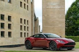 rose gold aston martin 10 differences between the aston martin db11 v8 and v12