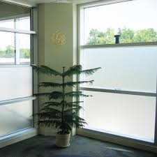 frosted window film privacy glass door vinyl tint self adhesive
