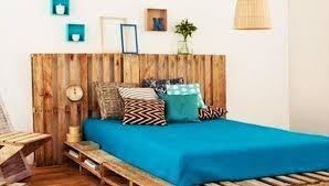 mit europaletten wohnideen schlafzimmereinrichtung mit paletten freshouse