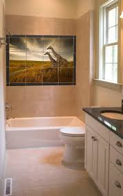 studio bathroom ideas custom decorative tiles pacifica tile art studio