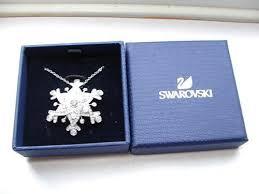 necklace boxes images Swarovski necklace box ebay JPG