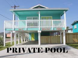 Beach House Rentals In Port Aransas Tx by Private Pool Premium Location 5 Min Homeaway Port Aransas