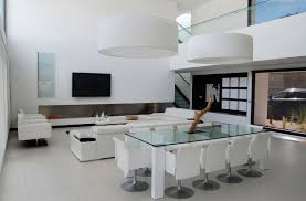 Modern White Dining Room Table Finding Suitable Design Of Glass Dining Room Table Amaza Design