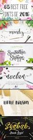 65 best free fonts of 2016 fonts cricut and silhouettes