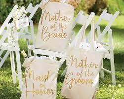 bridal party tote bags totes bags bridesmaid totes myweddingfavors