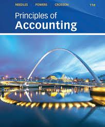 principles of accounting 11e belverd e needles marian powers s