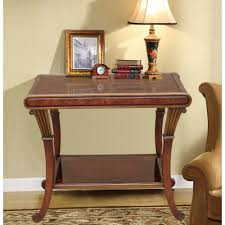 Oak End Tables Murano Glass Square End Table Dwt 322 The Home Depot