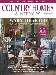 country homes and interiors subscription booktopia country homes interiors uk 12 month subscription