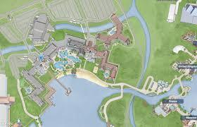 walt disney resort map stay in style at walt disney resort
