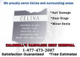 Paintless Dent Repair Estimate Sheet by Door Ding Paintless Dent Removal