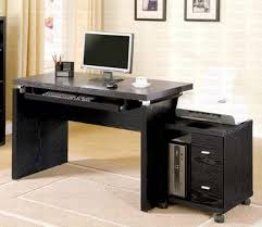 Computer Desk Home Office Endearing Computer Desk For Home On Designs Of Goodly Office