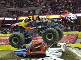 monster truck jam cleveland ohio nr09feb