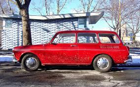 volkswagen squareback the street peep 1969 volkswagen type iii squareback