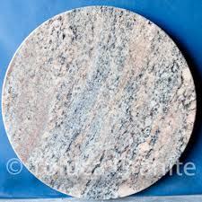 round granite table top little crema bordeaux granite cheese board