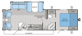Jayco Caravan Floor Plans 2015 Jay Flight 27rls Jayco Inc