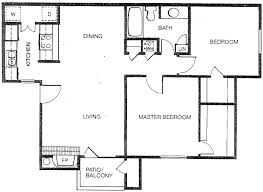 Master Bedroom Bath Floor Plans Apartments In Fort Worth Tx Havenwood Apartments